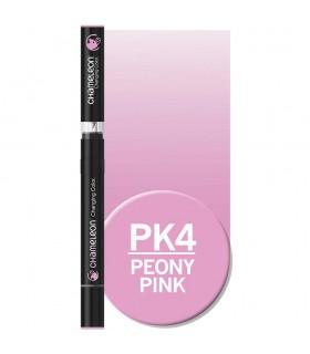 Marker cu schimbare tonalitate Poeny Pink PK4, CHAMELEON