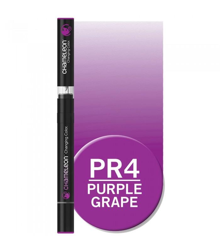 Marker cu schimbare tonalitate Purple Grape PR4 CHAMELEON