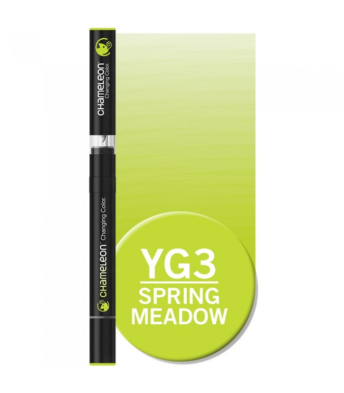 Marker cu schimbare tonalitate Spring Meadow YG3 CHAMELEON