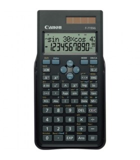 Calculator stiintific 16 digiti F715SGBK CANON