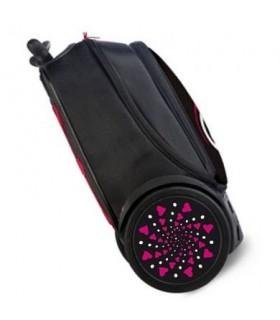 Abtibilduri roti 2 bucati/set Cuore Roller NIKIDOM