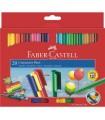 Carioca Connector set 10 culori FABER-CASTELL