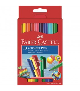 Set carioci Connector FABER-CASTELL