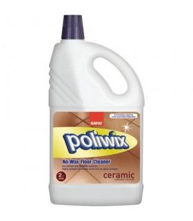 Detergent pardoseli 2L SANO Poliwix Ceramic