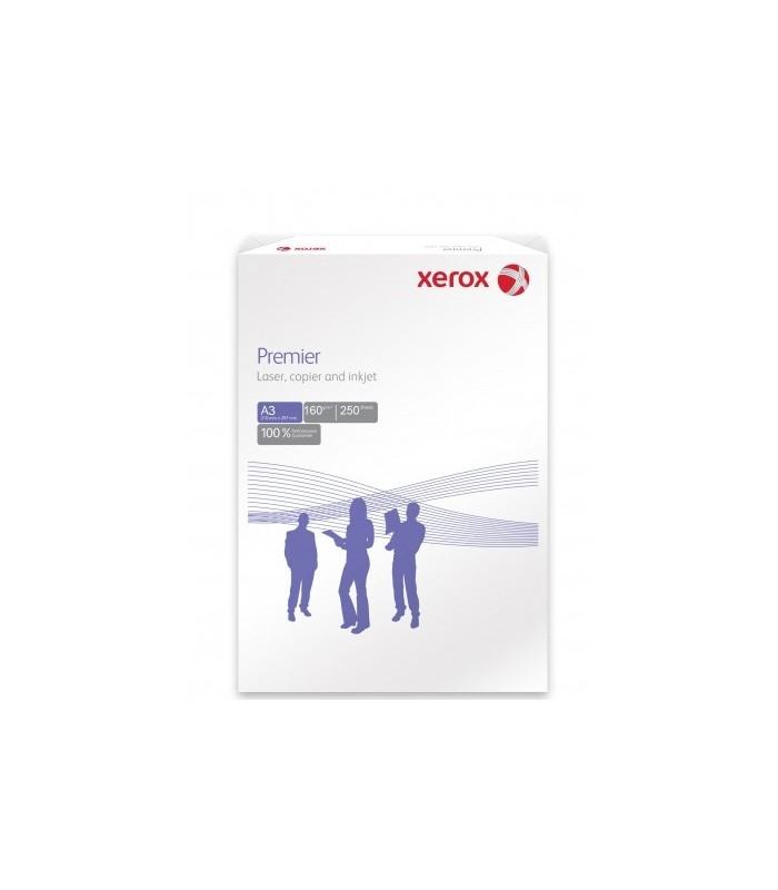 Hartie carton A3, 160 gr/mp Premier alb  XEROX