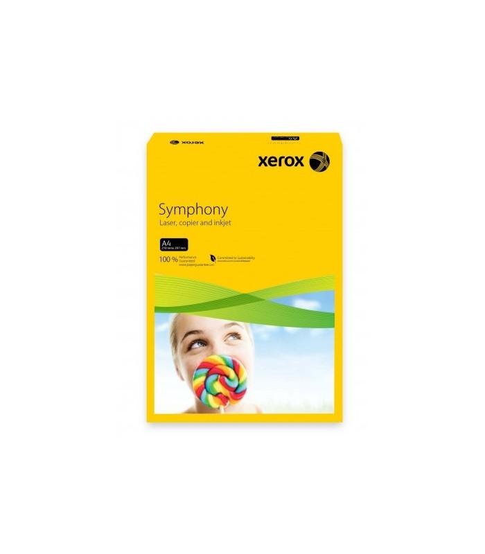 Hartie carton A4, 160 gr/mp, Symphony color intens XEROX