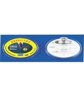 Ecuson oval 68 x 42 mm KEJEA