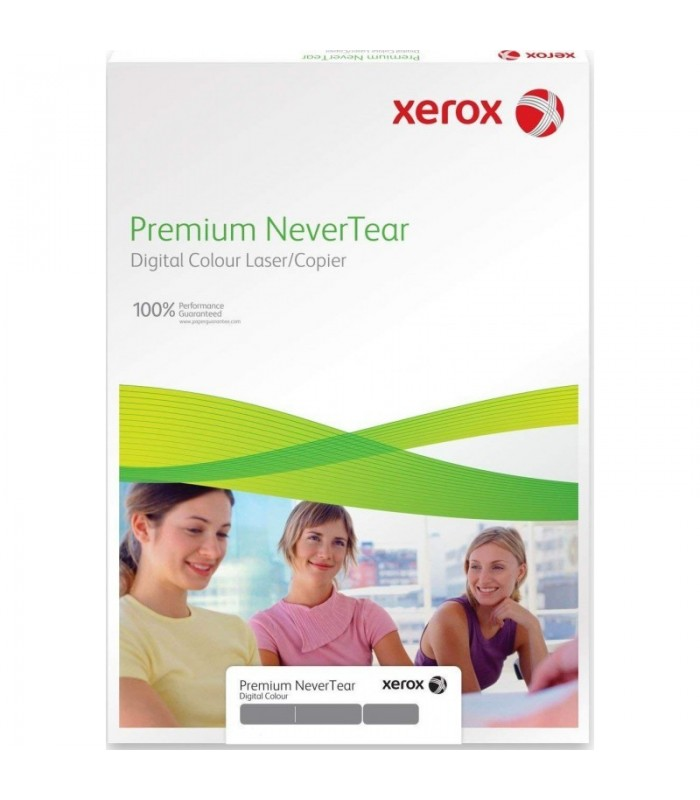Hartie Poliester A4, 120 microni, Premium Nevertear XEROX