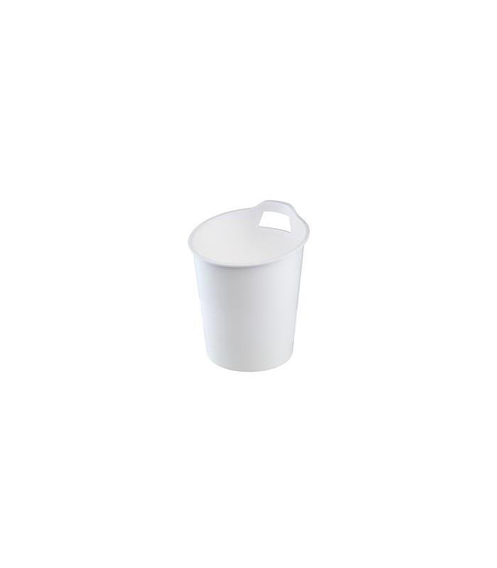 Cos de birou 15 l, din plastic reciclat, model G2Desk FELLOWES