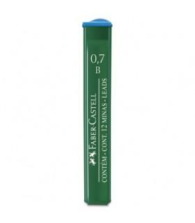 Mina creion 0.7 mm Polymer FABER- CASTELL