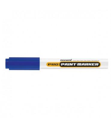Marker cu vopsea diverse culori Pro Paint 2 mm MONAMI