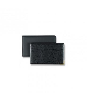 Port card din piele sintetica cu 40 pozitii KOH-I-NOOR