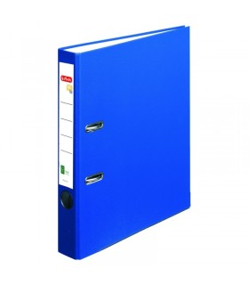 Biblioraft plastifiat A4, 5 cm, FSC One File HERLITZ