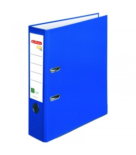 Biblioraft plastifiat A4, 8 cm, FSC One File HERLITZ