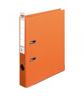 Biblioraft plastifiat (interior-exterior) A4 50 mm chromocolor HERLITZ