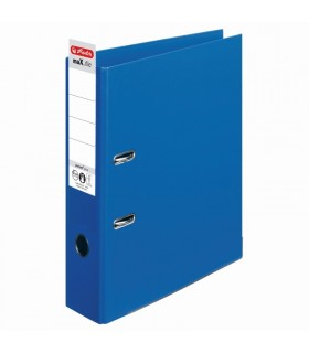 Biblioraft plastifiat (interior-exterior) A4 80 mm chromocolor HERLITZ