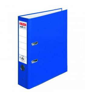 Biblioraft plastifiat A4 80 mm HERLITZ