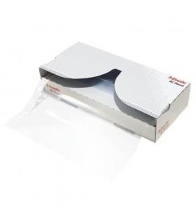 Dispenser cu folii de protectie, A4, cristal, 55 microni, ESSELTE