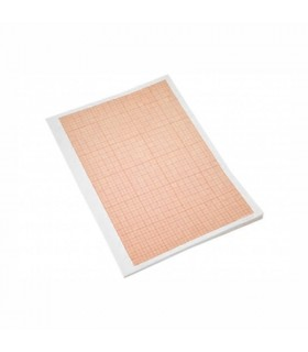 Hartie milimetrica A4 80 grame/mp 25 file HERLITZ