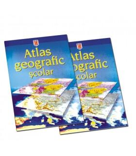 Atlas geografic scolar V - VIII HERLITZ