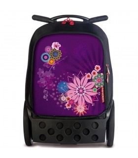 Ghiozdan XL Bloom Roller NIKIDOM + sac sport CADOU