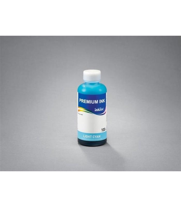Cerneala imprimanta light cyan Inktec E010LC/100 pentru Epson