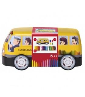 Carioca 33 culori autobuz connector FABER-CASTELL