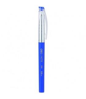 Pix cu gel diverse culori, fara mecanism, varf 0.5 mm Q106 DELI
