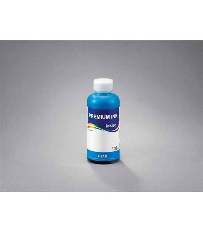 Cerneala imprimanta cyan Inktec H1061/100MC pentru HP