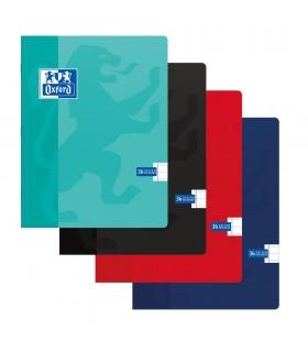 Caiet A5, 36 file, 90g/mp, coperta carton soft OXFORD School