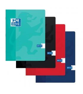Caiet A5, 60 file, 90g/mp, coperta carton soft OXFORD School