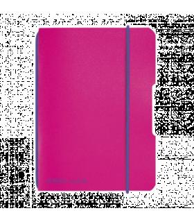 Caiet A6 40 file, coperta PP, matematica, My.Book Flex HERLITZ