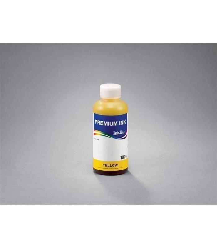 Cerneala imprimanta yellow Inktec H5088/100MY pentru HP