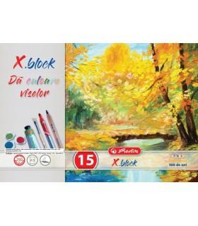 Bloc desen X.Block A3 15 file 250 g HERLITZ
