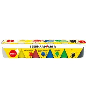 Acuarele guase 6 culori, 25 ml, EBERHARD FABER