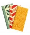 Setul Folie din ceara de albine Triplu SuperBee - Mare 33 x 33 cm