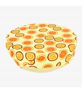 Folie alimentara ecologica din ceara de albine, unica - Mare 33 x 33 cm SuperBee