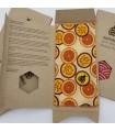 Folie ecologica din ceara de albine SuperBee - Sandwich 33 x 33 cm