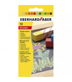 Creta color 12 buc/cut EBERHARD FABER