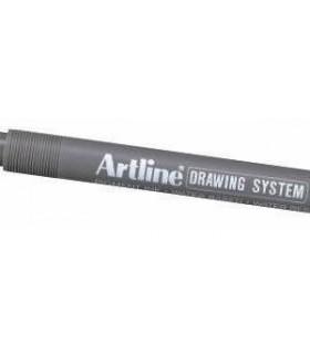 Marker pentru desen tehnic negru, varf fetru 0.05 mm ARTLINE