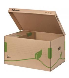Container de arhivare, cu capac pentru cutii 80/100, Eco ESSELTE
