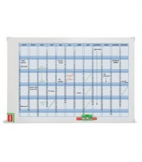 Planner anual 60 x 90 cm Performance NOBO