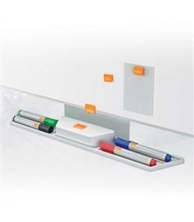 Tabla alba magnetica Nano Clean NOBO