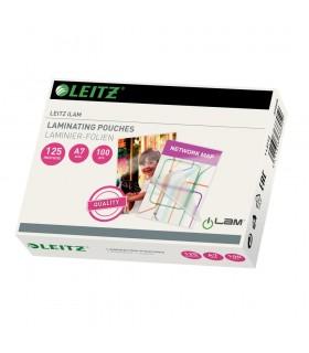 Folie pentru laminare A7 125 microni 100 folii/cutie standard LEITZ