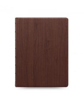 Agenda Notebook Architexture cu spirala si rezerve A5 Rosewood FILOFAX