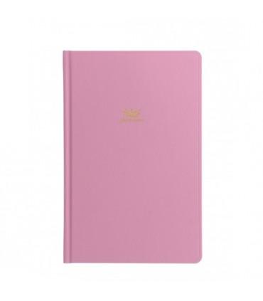 Agenda nedatata A5, tip jurnal, Pink Icon LETTS
