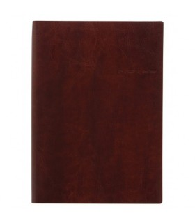 Notebook A4 Lecassa Brown LETTS