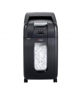 Distrugator documente automat 300X, 300 coli, P4, cross-cut (confeti), Auto+ REXEL