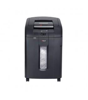 Distrugator documente automat 600X, 600 coli, P4, cross-cut (confeti), Auto+ REXEL