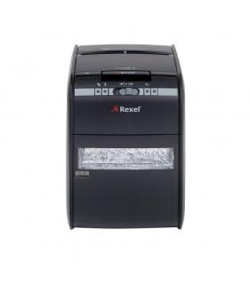 Distrugator documente automat 90X, 90 coli, P3, cross-cut (confeti), Auto+ REXEL